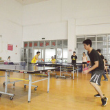 Employee activities-Table tennis match