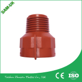 PPH threaded coupling