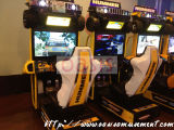 Hummer Extreme Edition Video Arcade Game