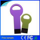 Wholesale Colorofull Printing Metal Key Shaped USB Flash Drive