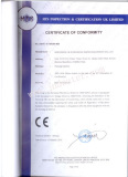 CE Certification of Packing Machine