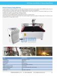 Flame & Plasma Cutting Machine