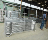 5ftx10ft American Standard Galvanized Steel Cattle Corral Panel for Sale