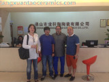 Our Tangxuantao Ceramics 2009 Clients