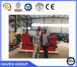 Sudan client testing his machine in HAVEN factory
