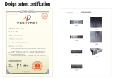 Design patent certification