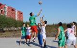 The Basket Ball Match