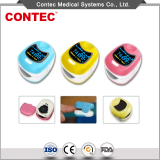 CE approved Color OLED child Fingertip Pulse Oximeter