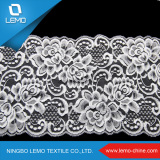 Hot Sale Breathable Heavy Polyester Tricot Hole Mesh Lace Fabric
