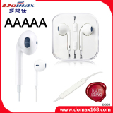 Cell Phone Loudspeaker Earphone with Line Control for iPhone6