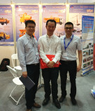 Malaysia Customer Visiting At INTERMAT ASEAN 2017