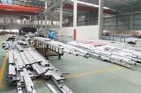 Light steel keel production villa