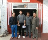 The India and Japan customer in our factory