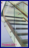 Project 2011 balustrade fittings