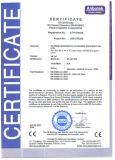 ceritifcate for our inkjet printer ECJ-400