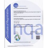 TS16949 Certificate for Auto
