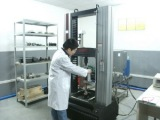 Quality Control:Tensile testing
