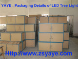 YAYE Packaging Photos of LED Tree