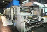 Workshop - 6 color printing machine