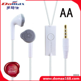 Cell Phone Accessories Original Stereo Earphone for C550