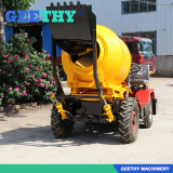 SD800 Mobile Concrete Mixer is by our company independent research and development success