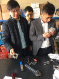 Qili is applying 3A certificate for sanitary stainless steel ball valve ,check valve and Tube