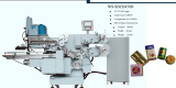F-CSF5 Automatic chocolate folding packaging machine