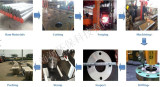 Formation of steel flanges products