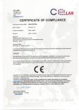 LEMA Micro Switch CE Certificate