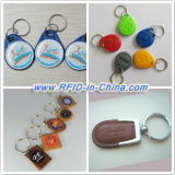 RFID Keychain Cards are Ubiquitous among Authentication and Access Control Applications