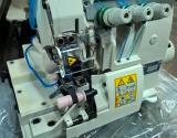 Glove Overlock Sewing Machine
