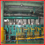 Hot Dip Galvanized Steel Coil Production Line