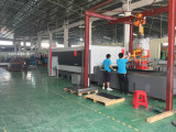 Bytronic laser cutting machine