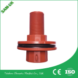 PPH threaded socket