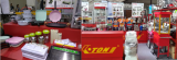 We have exhibited at 120th Canton Fair