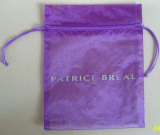 Customized pouch - logo printing