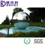 304 Stainless Steel Ball for Outdoor Decorative Metal Water Fountain
