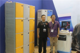 SHANGHAI FITNESS EQUIPMENT SHOW-GYM LOCKER