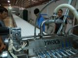 Deposting marshmallow line in Vietnam