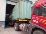 Package and shipment of our exported production line