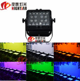 20X15W 6 in 1 LED Wall Washer Light Stage Bar Nj-L20 for Stage/DJ/Disco/Party/Wedding/Nightclub LED
