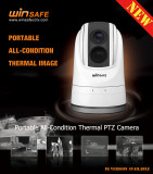 PATC Dual Lens Long Range Thermal Imaging PTZ Camera