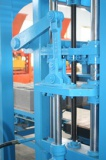 Synchronous Demolding Device of ZCJK block making machine