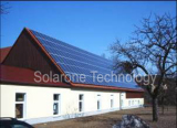 Grid-Tied Solar Power System for Residential Use (10.4kwp)
