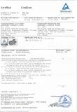 GS Certificate