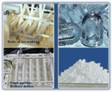 Rods of Ice making & Omit paddle, Reduce defect