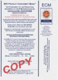 CE Certificate Fiber Cement Sandwichboard--P2