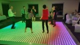 60x60 Slim led digital dance floor in Canada