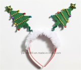 Wholesale cheap novelty tree shaped felt headband