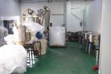 Raw material drying machine